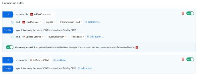 Facebook Distribution